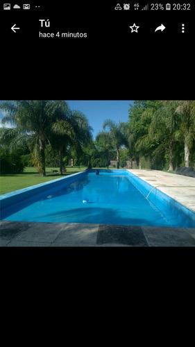Casa Quinta 4200mt2. Solo X Dia. C.fútbol,voley,pool,p.pong