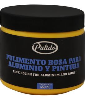 Crema Pulimento Para Aluminio- Pintura 450grs No.14609