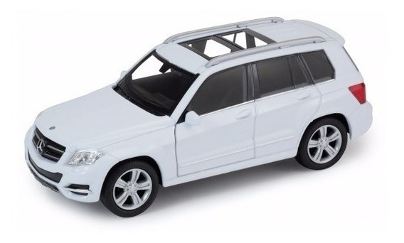 Auto Welly Mercedes Benz Glk Colección Escala 1:36