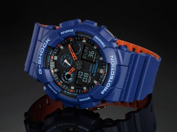 Relógio Casio G-shock Ga-100l-2adr