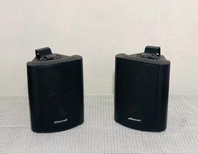 Caixa De Som Passiva Oneal Ob 120 50 Watts Rms Preta (par)