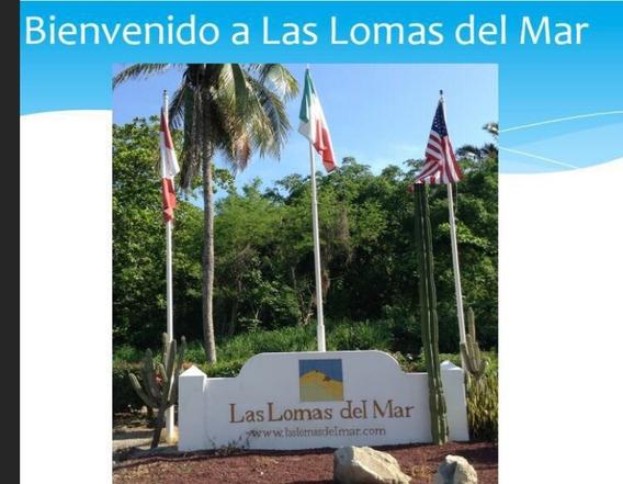 Espectacular Terreno En Mejor Zona De Manzanillo