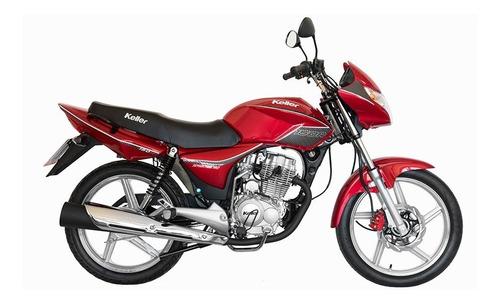 Keller Stratus 150 Full Street 0km 2020 Llantas Moto Baires