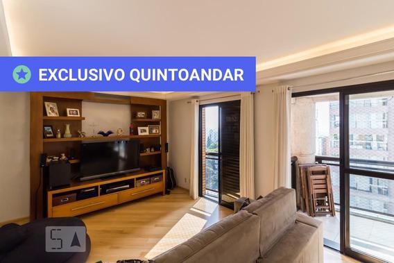 Apartamento No 15º Andar Com 3 Dormitórios E 4 Garagens - Id: 892983813 - 283813