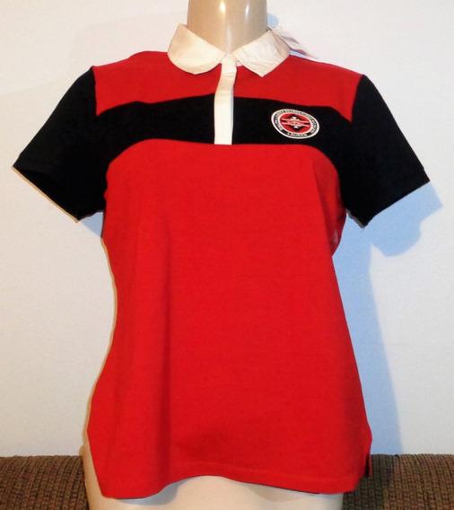 Ralph Lauren Camiseta Feminina Polo Xl Ou L Original Nova