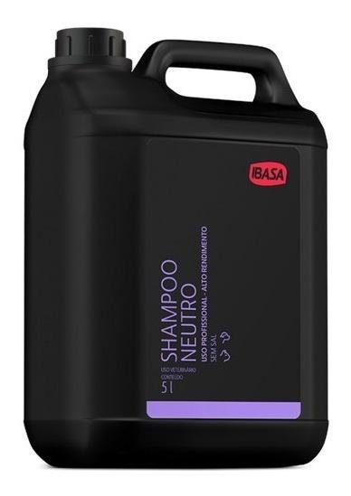 Shampoo 5 Litros Ibasa Val:03/2022