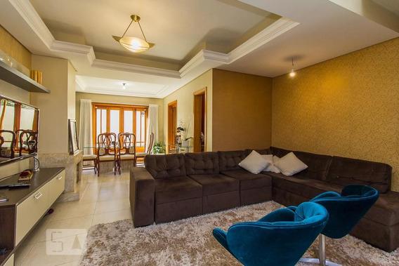 Casa Com 4 Dormitórios E 2 Garagens - Id: 892986262 - 286262