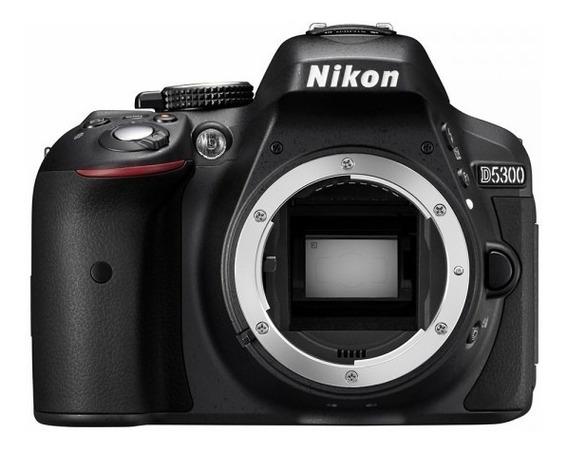 Câmera Nikon Dslr D5300 (corpo) Pronta Entrega