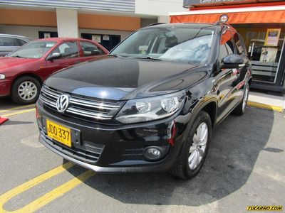 Volkswagen Tiguan Trend & Fun 2.0 At Tsi Turbo