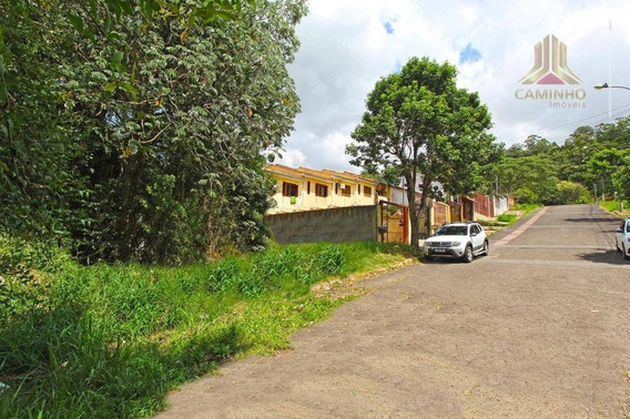 Terreno De 413,85 M@ No Parque Residencial Três Figueiras Em Viamão Rs - Te0212