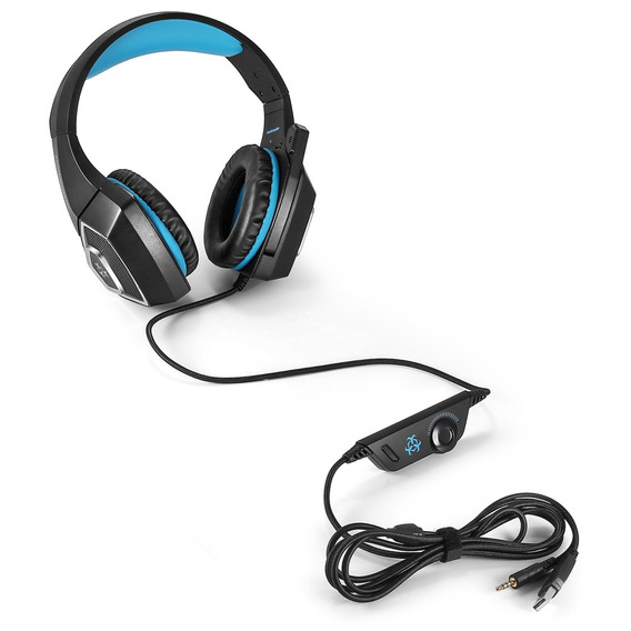 Hunterspider V-1 3.5mm Wired Gaming Headsets Over Ear