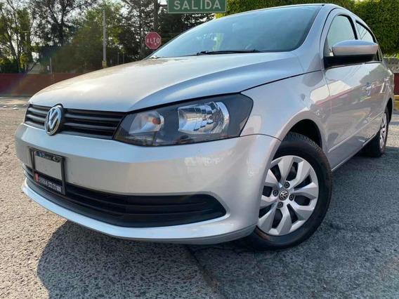 Volkswagen Gol 1.6 Cl L4 Pe Mt 2015 Autos Usados Puebla