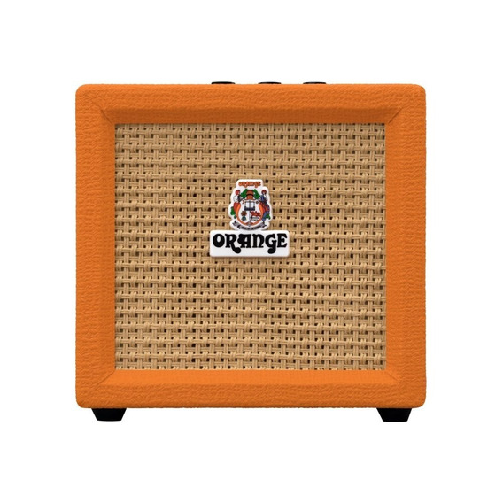 Amplificador Orange Crush Mini Portátil Para Guitarra