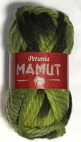 Lana Mamut, Lanas Petunia