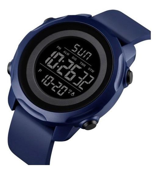Relógio Masculino Skmei Digital Prova D Agua Original Dj0152