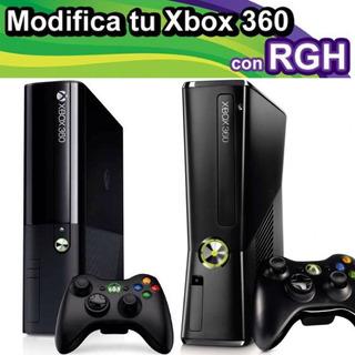 Xbox 360 Rgh Chip Instalacion