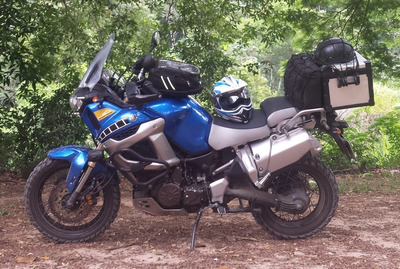 Yamaha Xt1200z Big Trail