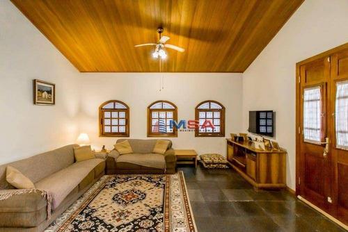 Imagem 1 de 25 de Casa À Venda Na Vila Ipojuca, Com 340 M² At E 177 M² Ac, 3 Dormitórios, Sendo 1 Suíte, Quintal E 4 Vagas De Garagem!!! - Ca1372