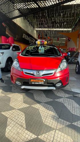 Imagem 1 de 7 de Honda Fit Fit Cx 1.4 2013/2014