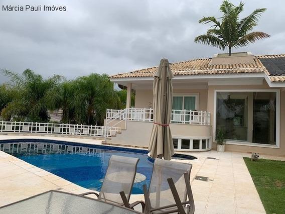Casa No Condomínio Terra De São Carlos - Jundiaí/sp. - Ca03009 - 34796792
