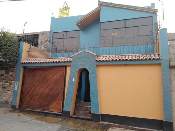 Venta De Casas Amoblada En Chaclacayo