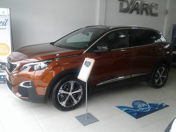 Peugeot 3008 1.6 Gt-line Thp Tiptronic - Rouge Ultimate