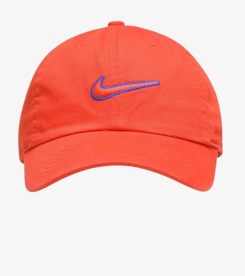 Nike Gorra Heritage86 Essential Swoosh Unisex Unit 943091