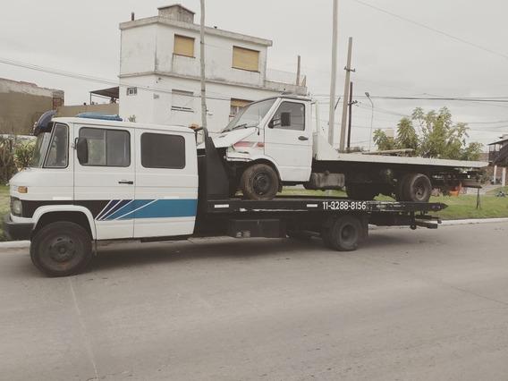 Camion Mercedes Benz 608 Camilla Auxilio Remolque Grua