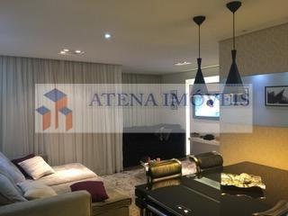 Apartamento No Dream, 2 Dorms (1 Suíte), 64 M² - Vila Pedro Moreira - Guarulhos. - Ap1604