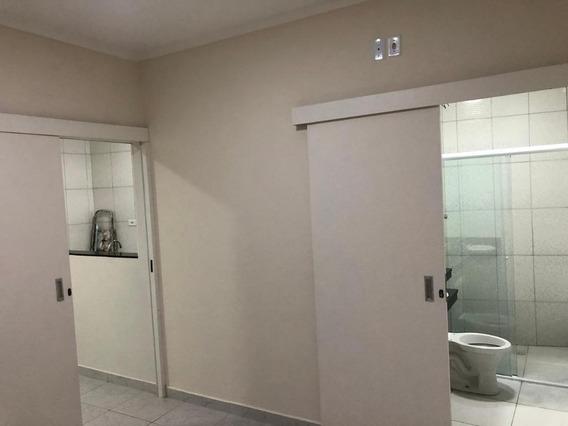 Casa Em Jaguaré, São Paulo/sp De 36m² 1 Quartos Para Locação R$ 1.275,00/mes - Ca582004