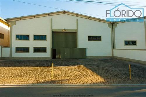 Imagem 1 de 13 de Galpões Industriais Para Alugar  Em Atibaia/sp - Alugue O Seu Galpões Industriais Aqui! - 1443973