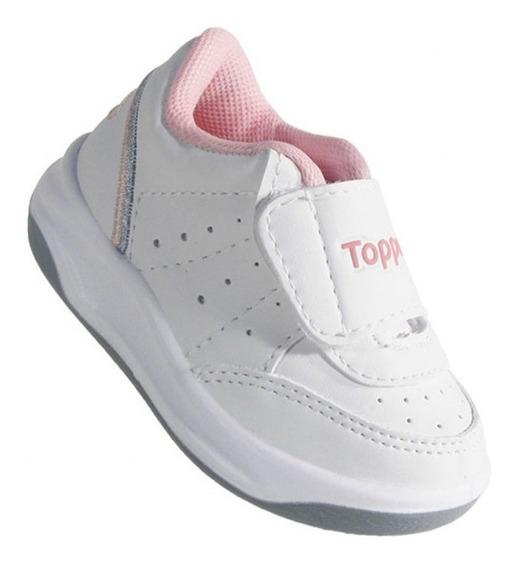 Zapatilla Topper Baby X Forcer Velcro