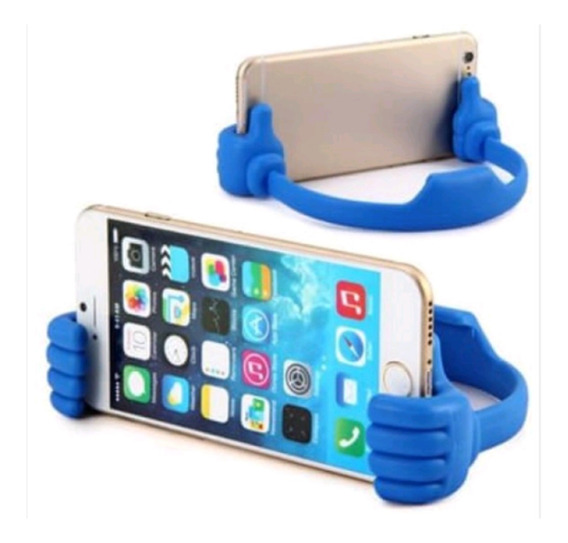 Suporte Universal Flexível Celular, Tablets Mãozinha Xtran
