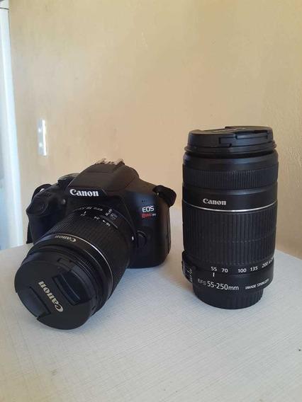 Câmera Fotográfica Canon Eos T6 Rebel