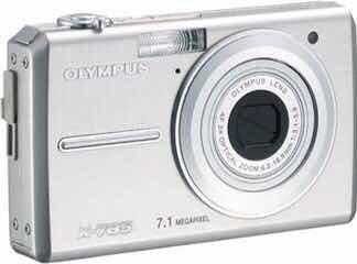 Câmera Digital Olympus Fe-220 / Olympus X-785