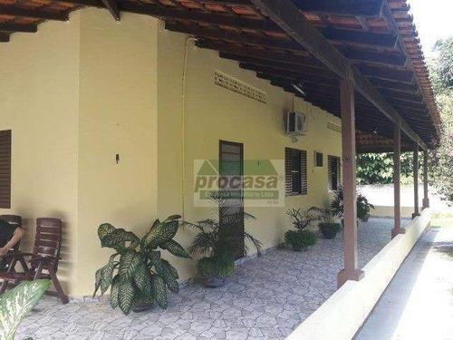 Imagem 1 de 19 de Belíssima Chácara Com 4 Quartos  À Venda, 10000 M² Por R$ 1.450.000 - Tarumã-açu - Manaus/am - Ch0063
