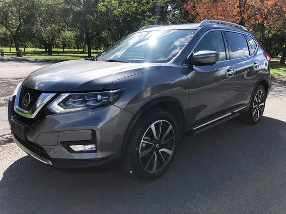 Nissan Xtrail Exclusive 2r 2018