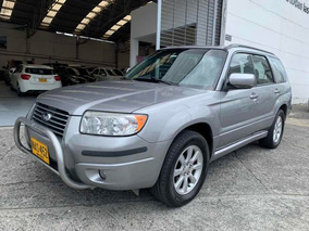 Subaru Forester 2.500cc At 4x4 Mod 2008
