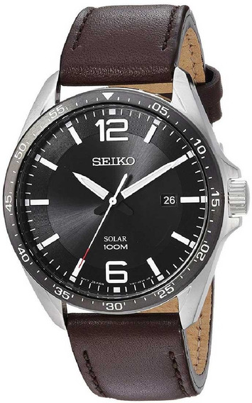 Relógio Seiko Masculino Solar Sne487b1 P2nx