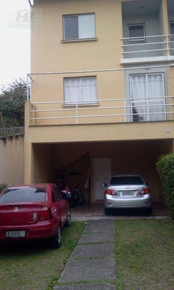 Sobrado Residencial À Venda, Vila São Silvestre, São Paulo. - So0107