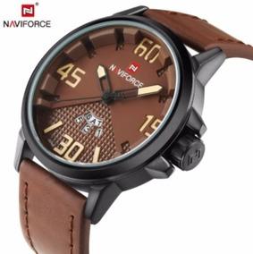 Relógio De Pulso Naviforce N9087 + Frete Grátis