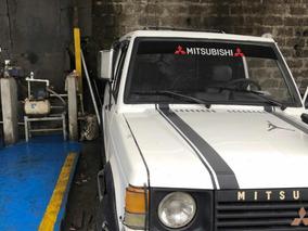 Mitsubishi Montero Montero Cabinado