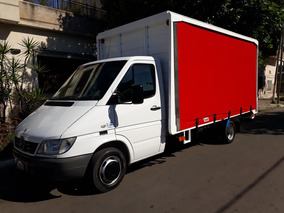 Mercedes-benz Sprinter 2.1 413 Chasis Cab 4025 (h3dx6) 2009