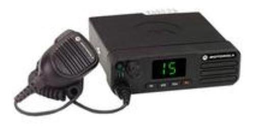 Imagen 1 de 1 de Radio Movel Motorola Mototrbo Dgm5000e