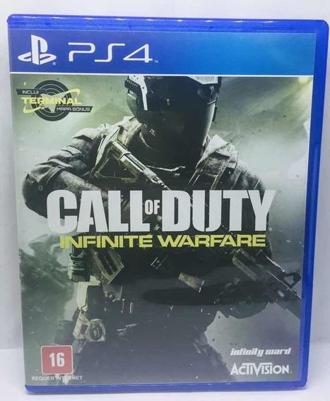 Call Of Duty Infinite Warfare Ps4 Português Alemão Games