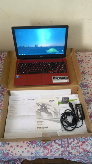 Notebook I5 Acer Aspire Es1-572-53gn