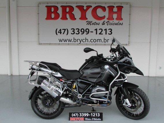 Bmw R 1200 1200 Gs Adventure Triple Black Abs