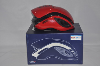 Capacete Gamechanger Red Abus