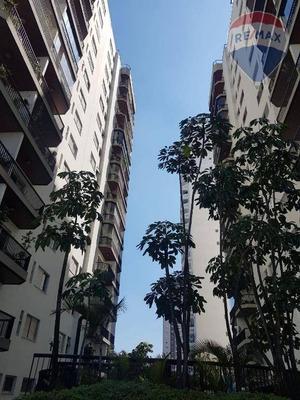 Apartamento Com 3 Dormitórios E 2 Vagas De Garagem - Vila Clementino - Ap9802