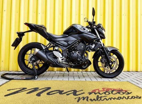 Yamaha Mt 03 321